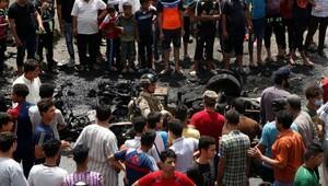 Bağdat'ta üst üste saldırılar meydana geldi