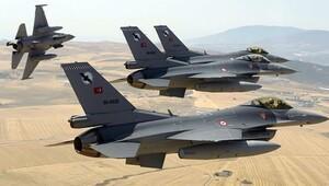 Diyarbakır'a 25 F16 gönderildi
