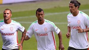 Portekiz'in EURO 2016 kadrosu açıklandı