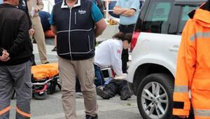 İstanbul'da vapurdan düşen yaşlı adam öldü