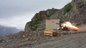 PKK'lılar böyle vuruldu!