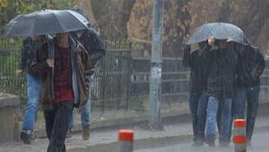 Dikkat! Sıcaklar düşüyor, yağmur geliyor