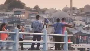 Türkiye'yi 20 günde 3500 km gezen İtalyan yönetmenin çektiği kısa film