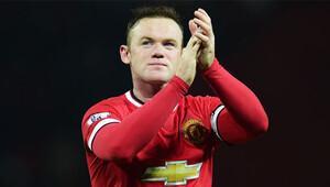 Rooney'den şok karar!