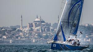 Yelkenliler İstanbul Boğazı'nda kapışacak