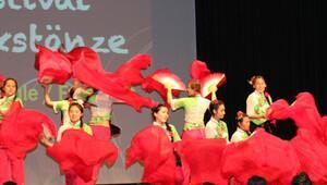 Langen'de halk dansları şöleni
