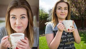 Çikolata genç kadının hayatını kurtardı