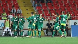 Mersin İdmanyurdu 2-5 Bursaspor