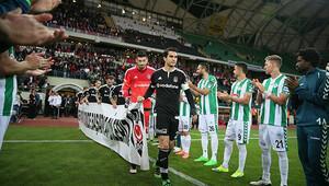 Torku Konyaspor:2 Beşiktaş:1 (Maç özeti)