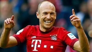 Beşiktaş'ta Robben harekatı sürüyor