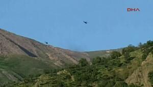 TSK'dan düşen helikopterle ilgili açıklama