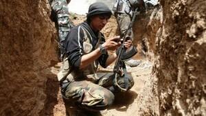 'Suriye ordusu Şam yakınında stratejik kasabayı aldı'