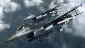 Şemdinli ve Kuzey Irak'a hava harekatı:15 PKK'lı öldürüldü