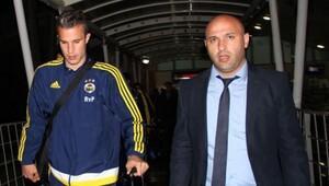 Fenerbahçe'de yine Van Persie krizi!