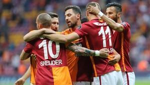 Galatasaray:6 Kayserispor:0 (Maç özeti)