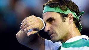 Federer, Fransa Açık'tan çekildi