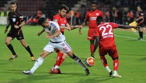 Gaziantepspor 2-0 Antalyaspor