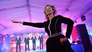 Rusya Dışişleri Bakanlığı Sözcüsü'nden dans şov
