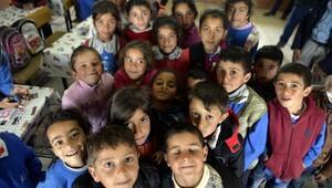 Köy okuluna 'kardeş okul' dokunuşu