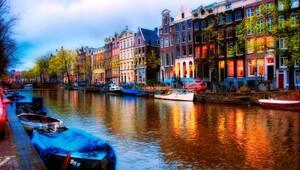 36 saatte Amsterdam'da gezilecek yerler