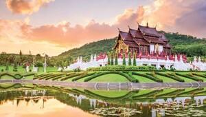 Tayland'ın yemek kokulu kenti Chiang Mai