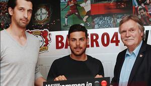 Leverkusen'e genç golcü
