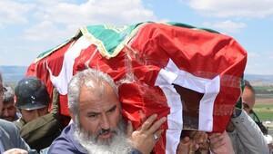 Kore Gazisinin cenazesinde koli bandı skandalı!