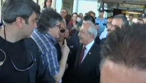 Kılıçdaroğlu, Antalya'da protesto edildi