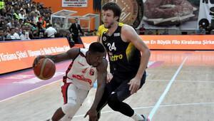 Muratbey Uşak Sportif: 64 - Fenerbahçe: 81