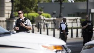 Beyaz Saray'da silah sesleri