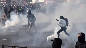 İşçiler grevde akaryakıt sıkıntısı kapıda