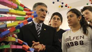 """Nobel Kimya ödüllü Prof. Dr. Aziz Sancar: """"En önemli faktör çok çalışmak"""""""