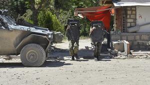 Nusaybin'de PKK'dan bombalı tuzak: 3 asker yaralı