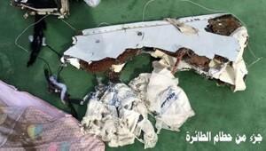 EgyptAir uçağının enkazından ilk fotoğraflar