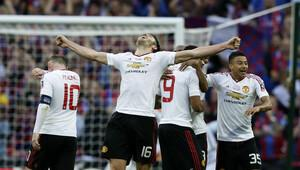Manchester United 2-1 Crystal Palace