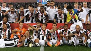 İtalya Kupası'nda zafer Juventus'un