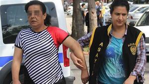Adana'da fuhuştan yakalanan kadın polise böyle beddua etti