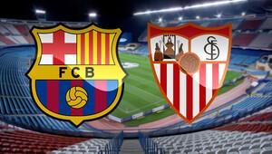 Barcelona Sevilla maçı hangi kanalda saat kaçta?