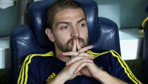 Caner Erkin'in aklı hala Fenerbahçe'de!