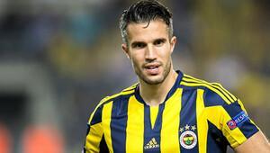 Fenerbahçe'nin kralı Van Persie