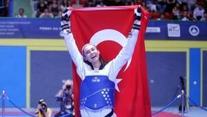 Tekvando Milli Takımı Avrupa ikincisi oldu