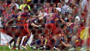 Barcelona 2-0 Sevilla
