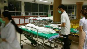 Tayland'da yangın faciası: 18 çocuk öldü