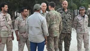 O komutan Kobani'den sonra Türkiye'ye geldi
