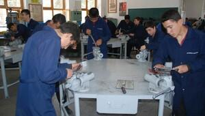 Bu okul, 'bacasız bir fabrika'