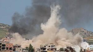 Şırnak'ta çatışmalar iki mahallede yoğunlaştı