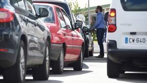 Fransa'da benzin krizi çıktı