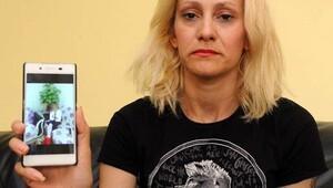 'Lezbiyenler Patronuyum' profili kızından etti