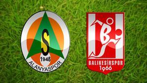 Alanyaspor Balıkesirspor maçı saat kaçta hangi kanalda canlı olarak yayınlanacak?