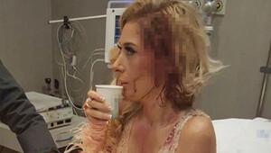 Genç şarkıcı Selen, hastanelik oldu